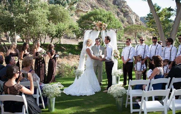 The Ranch at Laguna Beach -repinned from OC County wedding minister https://OfficiantGuy.com #weddingofficiant #orangecountyweddings