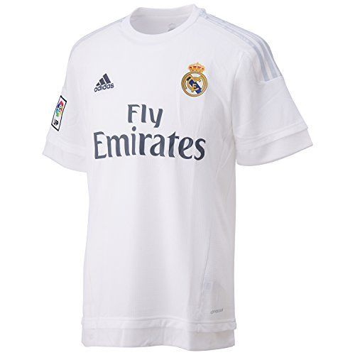 660799ca3a3 ... 17 ARBELOA Goalkeeper adidas Real Madrid Domicile Replica Maillot  manches courtes Homme T-shirt adidas Real ...