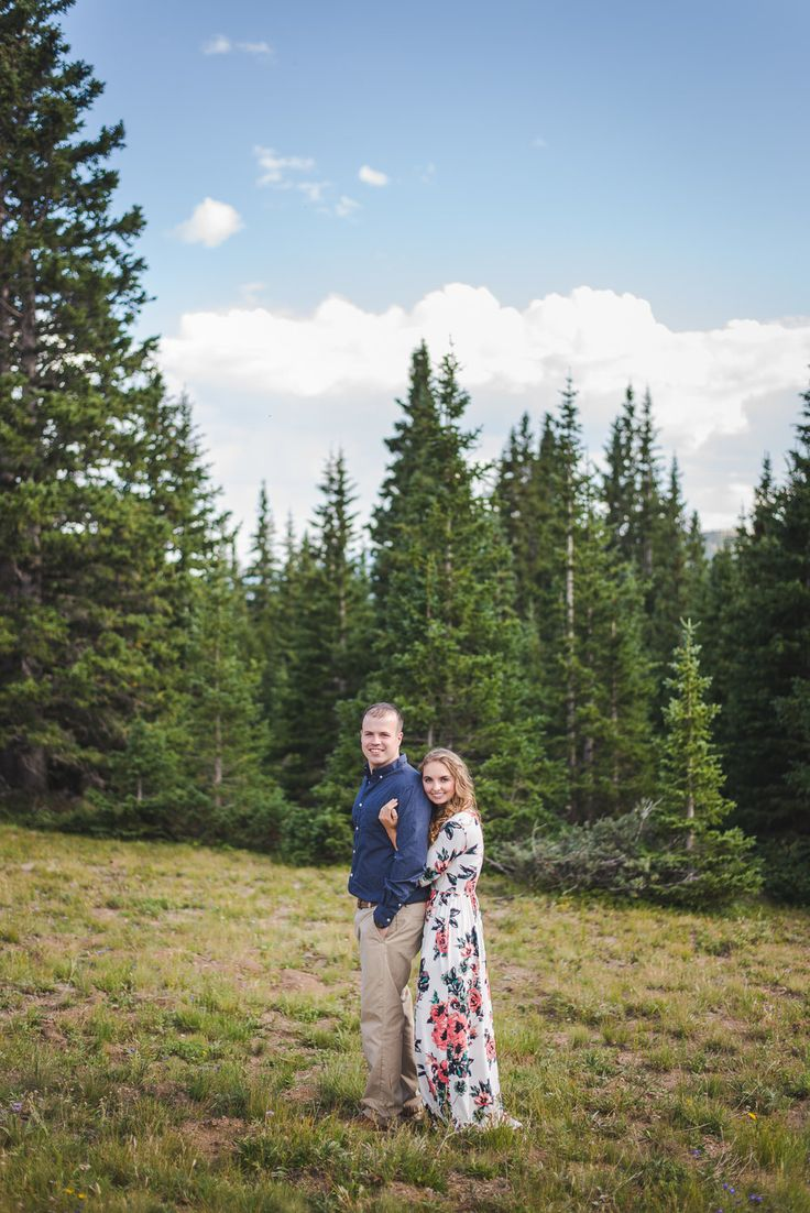 Mountain Engagement Session during Colorado Summer Vacation | Keeping Composure Photography | Breckenridge, Frisco, Dillon, Silverthorne, Keystone, Copper Mountain photographer
