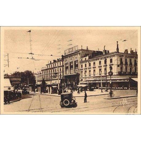 31 - Toulouse - Avenue et Carrefour Jean-Jaurès, Théâtre des Variétés