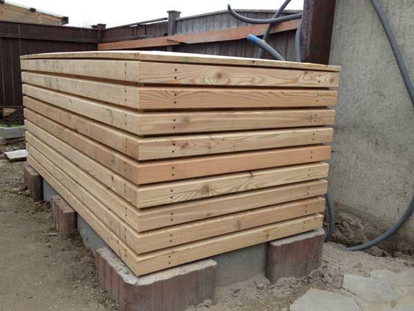 hochbeet raised bed hochbeet hochbeet holzreste und garten. Black Bedroom Furniture Sets. Home Design Ideas
