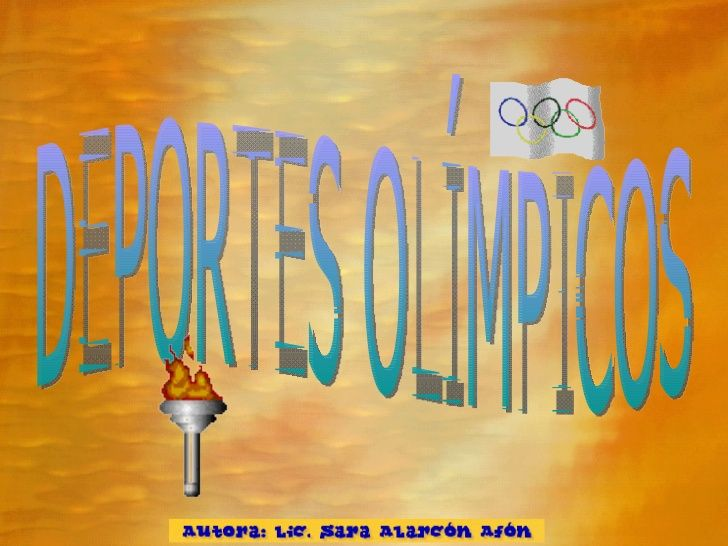 Deportes Olimpicos                                                                                                                                                                                 Más