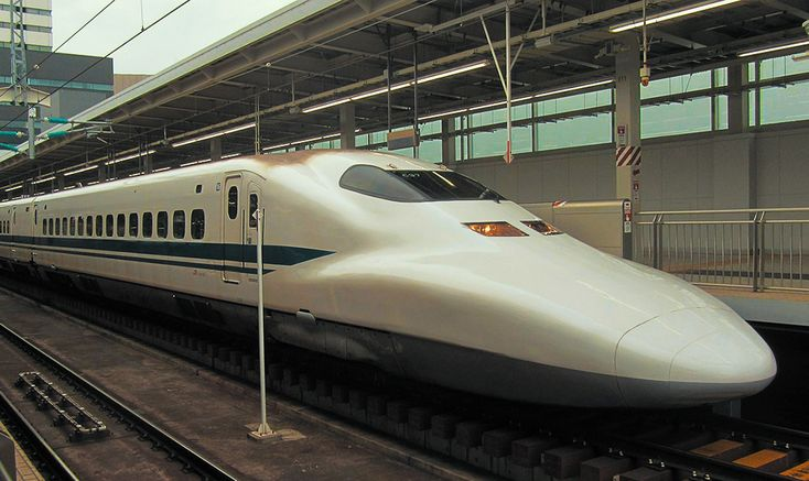 25 Amazing Facts About the Shinkansen, the Japanese Bullet ...