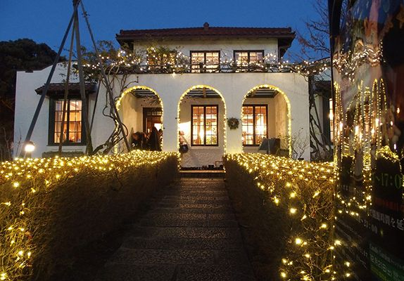 """Christmas tour of seven countries in seven museum!  """"#Yokohama Yamate Western Museum , World of Christmas 2015""""  #Japan"""