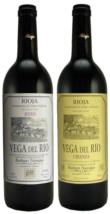 Mmm.... Rioja... llegado a Mamá, bebé...