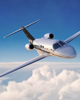 Private Jet M2 Cessna Citation Jet Businessjet Aircraft