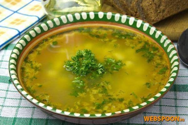 Постный гороховый суп   Рецепт горохового супа с фото   Суп из гороха