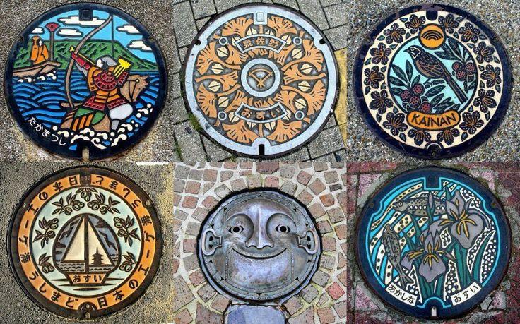 japan-manhole-covers