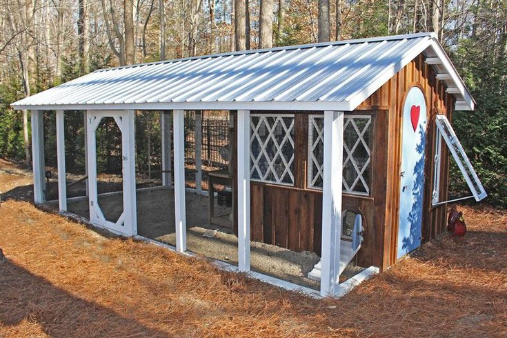 Backyard Chicken Product: Chicken Coops - Fully Customized Chicken Coop - from My Pet Chicken