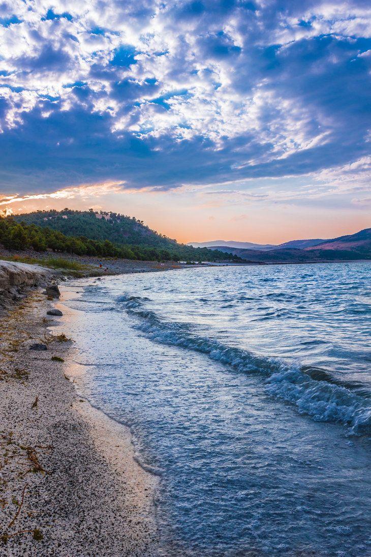 Salda Gölü Lake, Turkey