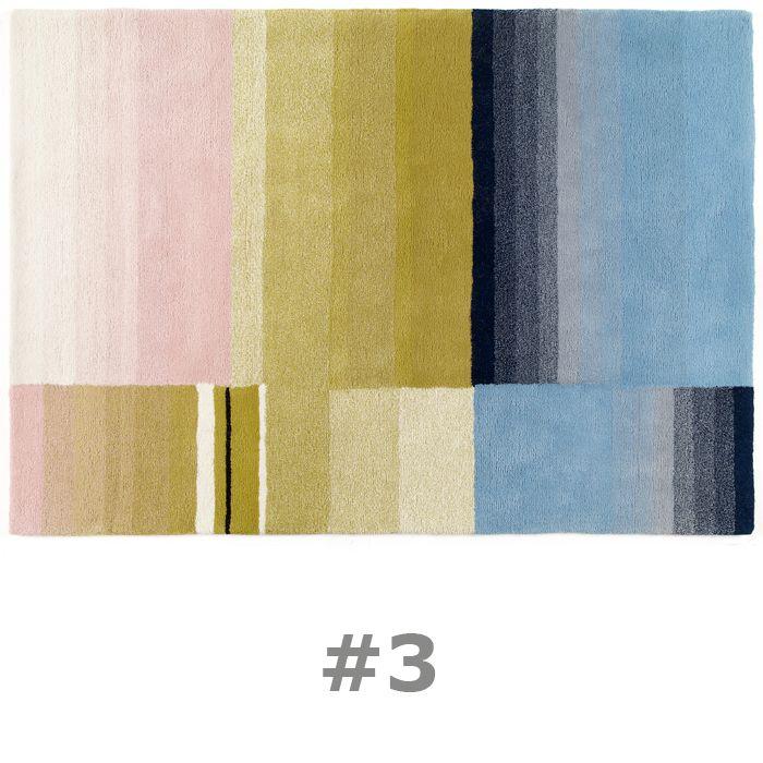 Hay & Scholten & Baijings' Color Carpet Rug #3