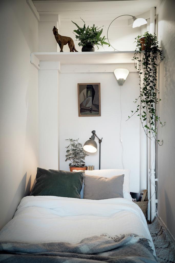 die besten 25 kleines schlafzimmer ideen auf pinterest. Black Bedroom Furniture Sets. Home Design Ideas