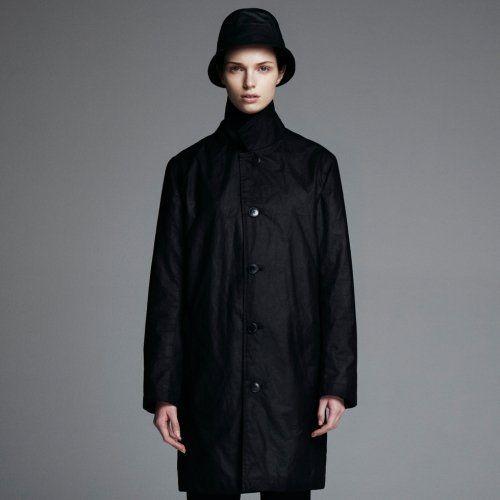 Stutterheim Inferno coat