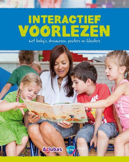 Interactief voorlezen met baby's, dreumesen, peuters en kleuters