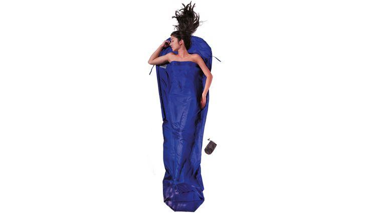 Cocoon Mummyliner Silk Inlet Ultramarine Blue - addnature.com