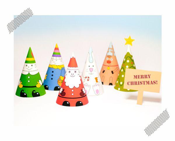 Manualidades de Navidad - Parte 2