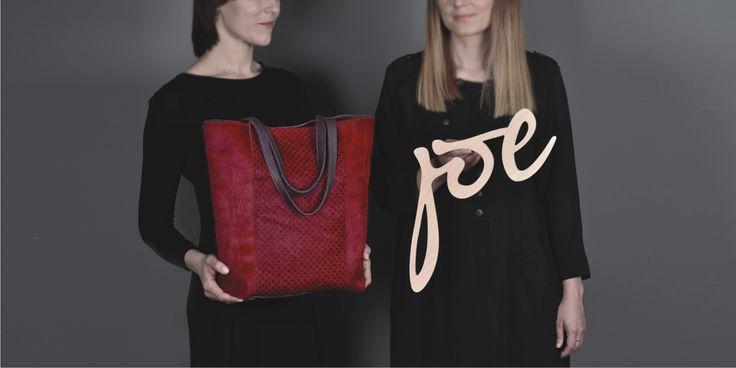 This is Joe ---> #Red #cavallino #pois