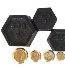 CAST IRON WEIGHTS (WEIGHTEC) Contact Number: 9920107524