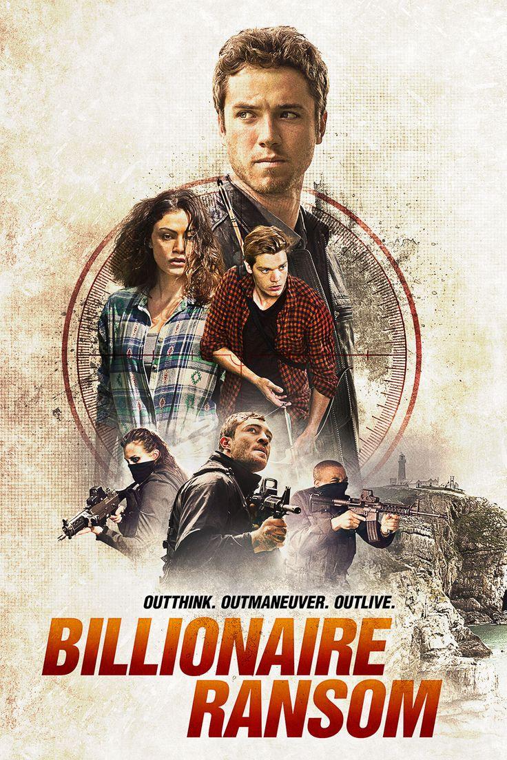 Billionaire ransom movie poster jeremy sumpter phoebe tonkin ed westwick