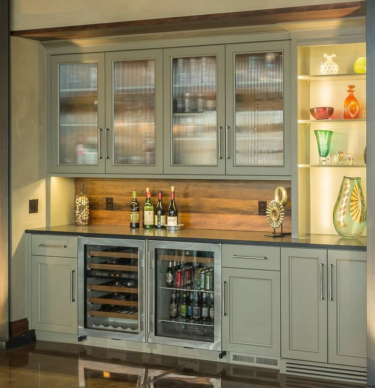 Beverage Refrigerator Ideas