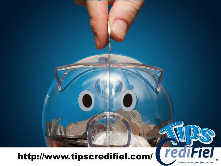 TIPS CREDIFIEL te dice ¿Que hacer para poder ahorrar?  Págate a ti primero como si fueras cualquier otro empleado, Plantéate el objetivo de gastar un poco menos y ahorrar un poquito más cada mes. Si lo piensas así, a lo mejor tendrás más motivación para evitar los gastos innecesarios. Y en lo futuro los evitaras. http://www.credifiel.com.mx/