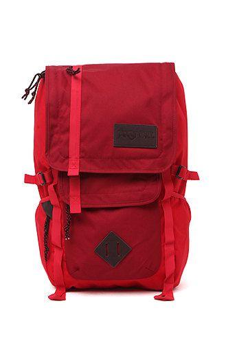 The women'sHatchet Door Backpack feature…
