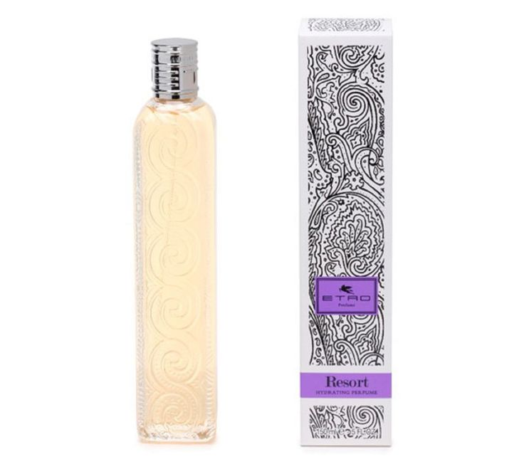 Profumo unisex Etro Resort hydrating perfume 150ml 700res150 uomo e donna
