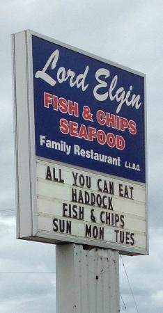 Lord Elgin Restaurant, Port Elgin - Voted One of the Best Fish  Chips in Canada!