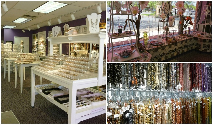 Art Jewelry Elements: Bead Store Tour: Lets Bead