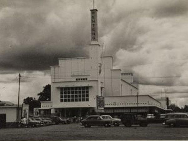 Dulu namanya Bioskop Menteng, sekarang namanya Megaria