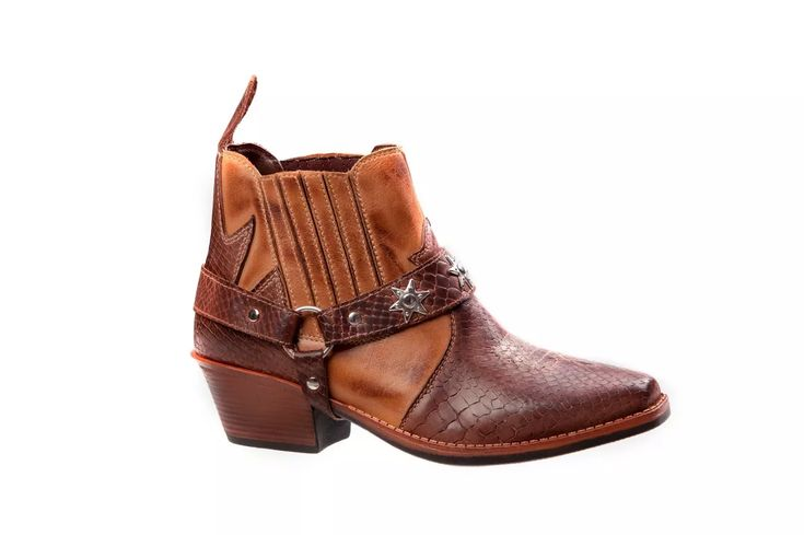 bota texana country masculina preço promocional