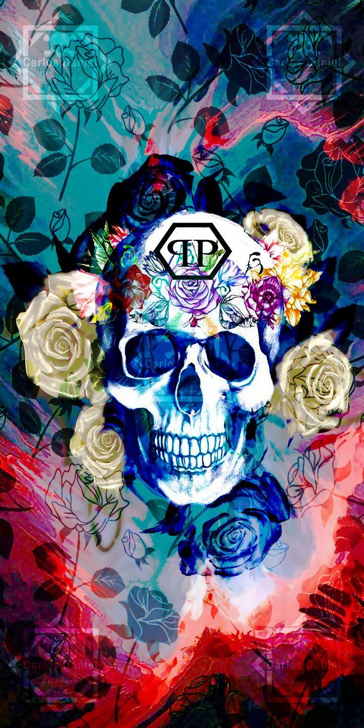 Wallpaper_Calavera Art, Cool wallpaper