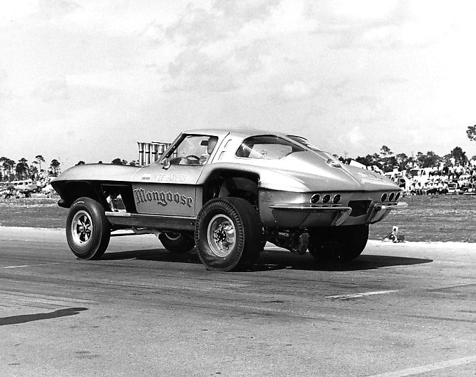 Pete Arend S 63 Split Window Corvette Quot The Mongoose