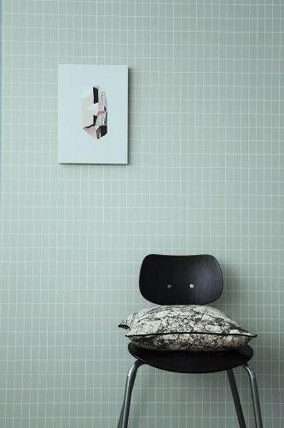 Tapete Grid - Designtapete von Ferm Living