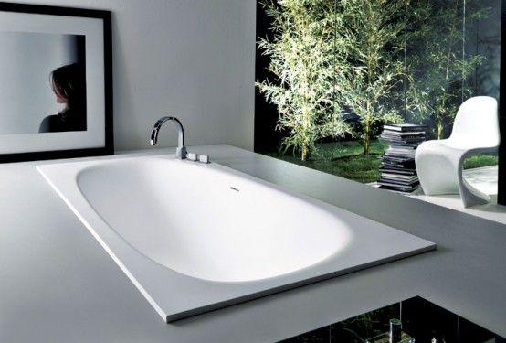17 Best Ideas About Minimalist Bathroom On Pinterest