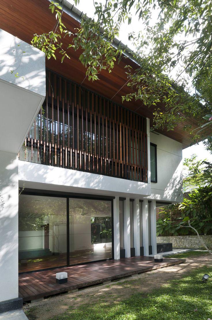 Hijauan house by twenty nine design kuala lumpur malaysia