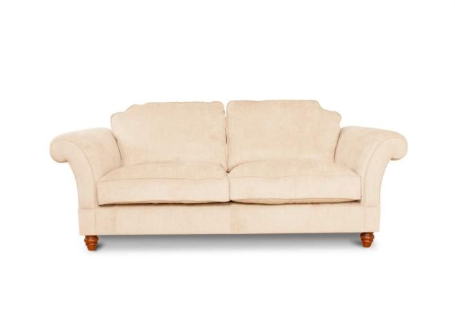 Furniture Village Armchairs 3 seater sofa - somerby - living room furniture | sofas and