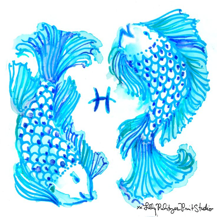 Pisces, today is your day. We love your compassion, strength and artistry. Keep being YOU, sweet water sign.