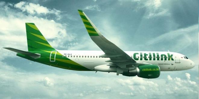 Pilot Citilink Yang Diduga Mabuk Dilarang Terbang