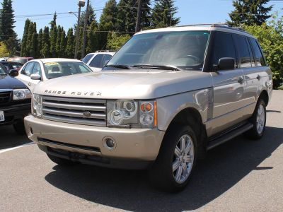 2003 Land Rover Range Rover HSE http://www.iseecars.com/used-cars/used-land-rover-range-rover-for-sale