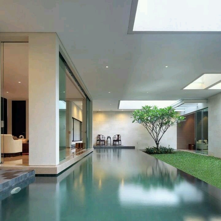 17 best images about indoor pool on pinterest for Pool design mcmurray