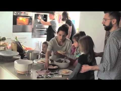 Vyskúšajte spoločné varenie s priateľmi!