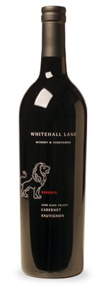 2008 Reserve Cabernet Sauvignon, 750ml   Repin this during the month of March 2014 for the chance to win a set of customized Whitehall Lane govino glasses!