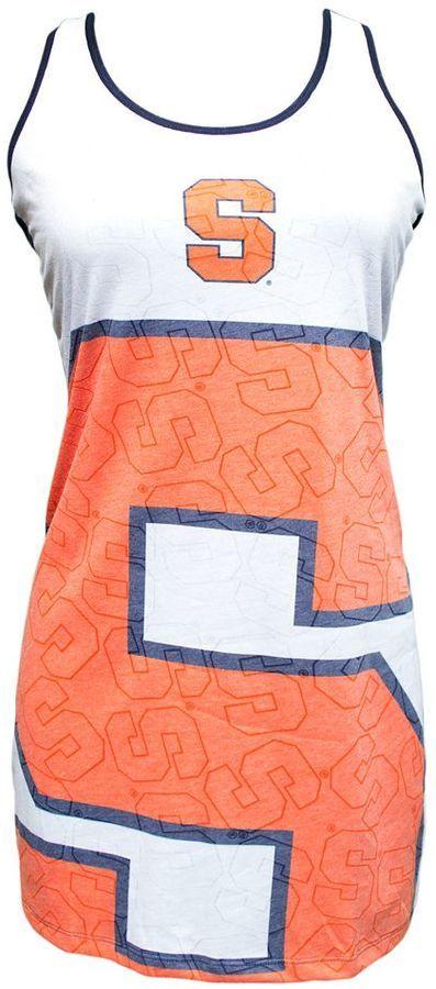 Women's Syracuse Orange Cameo Nightgown