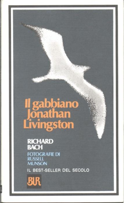 Il gabbiando Jonathan Livingstone (Richard Bach)
