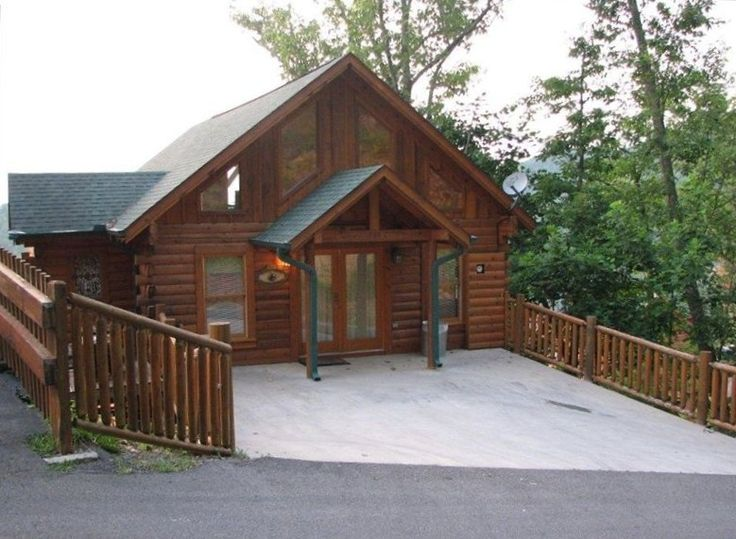 Black Bear Ridge Resort Cabin Vacation Rental In Sevierville TN Wedding Chapel