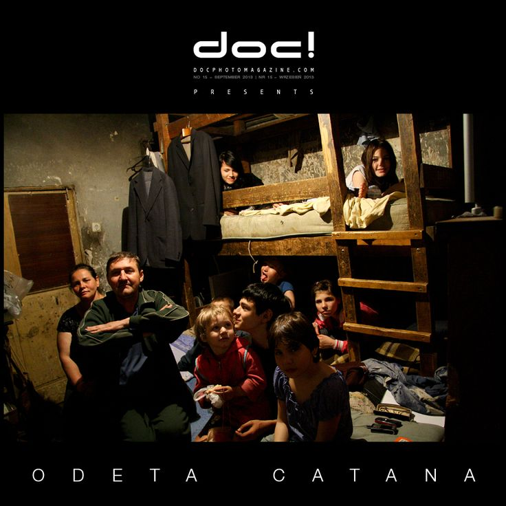 "doc! photo magazine presents: ""Luca Family"" by Odeta Catana, doc! #15, pp. 147-167"