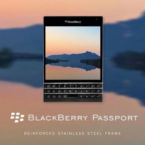 Новое поступление чехлов для BlackBerry Passport Silver Edition | BlackBerry в России