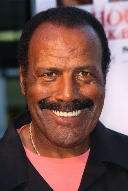"fred williamson | Fred Williamson at the premiere of ""The House That Jack Built."""