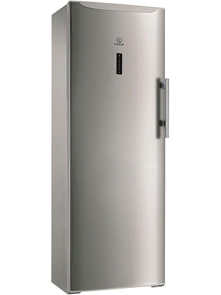 Indesit IUPSO 1722 F J frysskåp. Med sju lådor/hyllor och 220 Liter netto kapacitet ger frysen dig en optimal förvaring.